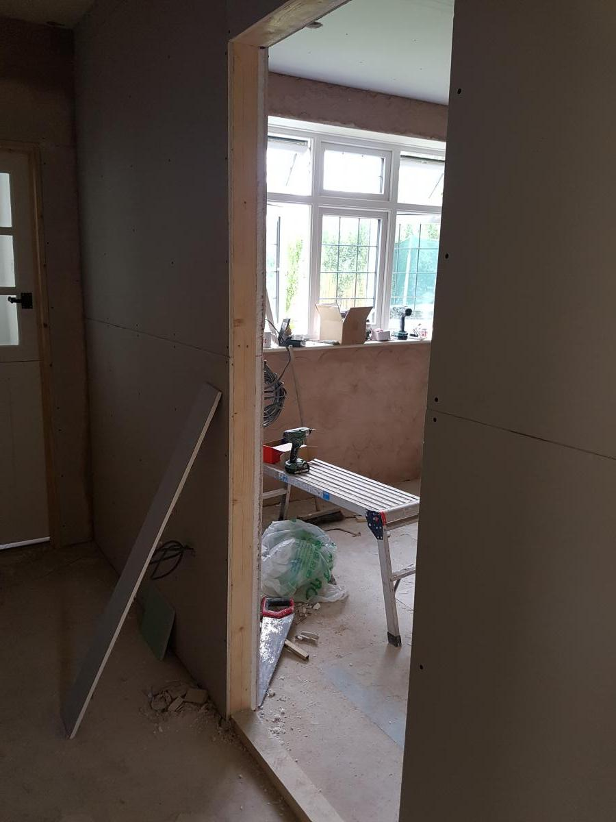 House conversion onea oxford builders for Extra room in house