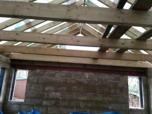Carpentry Roof Structure