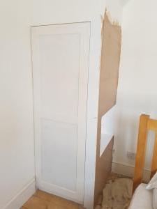 Carpentry Small wardrobe
