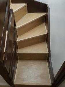 Carpentry Staircase