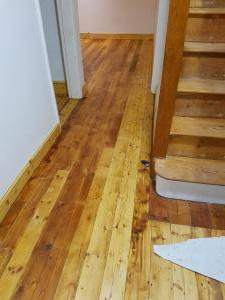 Floor Restore Old Timber