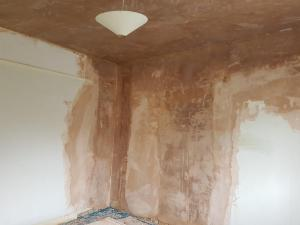 House conversion Chimney removal