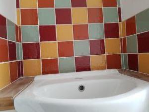 Patterns Bathroom Tiling