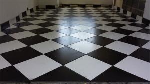 Patterns Kitchen Tiling