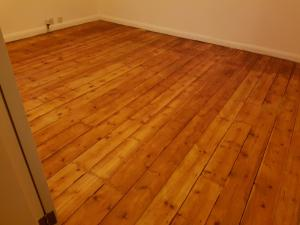 botley old timber floor renovation